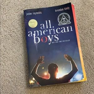 Other - I'm selling a book written by Jason Reynolds